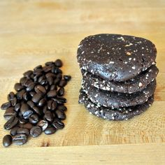 Mom, What's For Dinner?: Healthy Cafe Mocha Cookies