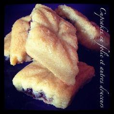 Makroud au four (gâteau algérien)