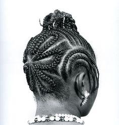 coiffure tressee nigeria