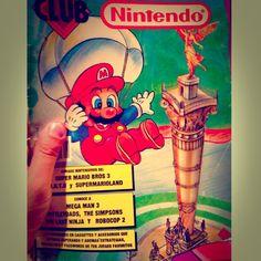 1 numero de la revista club nintendo que salio en diciembre de 1991