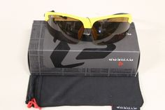 c6795aff42 Extra Off Coupon So Cheap Ryders Eyewear Swamper Sunglasses - Gloss Yellow  Frame Brown Lens - NIB