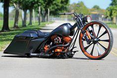 2015 Other Makes Air Ride Bagger Harley Bagger, Bagger Motorcycle, Harley Bikes, Custom Baggers, Custom Harleys, Custom Motorcycles, Custom Choppers, Harley Davidson Street Glide, Harley Davidson Bikes