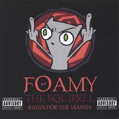 "Foamy The Squirrel, ""Comic Books and the Goth Genre"" | #metalcore"