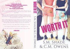 #WORTHIT coming January 2, 2017! Preorders: NOOK: http://www.barnesandnoble.com/w/worth-it-cm-owens/1125289169?ean=2940153472850 iBooks: https://itunes.apple.com/us/book/worth-it/id1183170947?mt=11 KOBO: https://www.kobo.com/us/en/ebook/worth-it-13 Goodreads: https://www.goodreads.com/book/show/32608774-worth-it?from_search=true #ComingJan #CMOwens #SMShade #Crazyromance #TBR #Romance #Books #goodreads #ebooks #eroticromance #bookaddict #bibliophile #readingissexy #reading #crazy #bookshelf