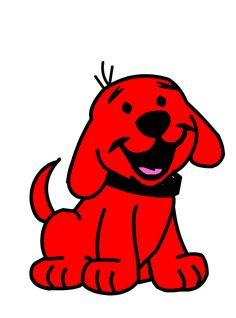 oh clifford puppy days coloring pages - photo #35