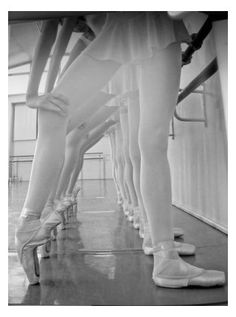 Ballet is one of hardest dance in the world. Ballerina's go for perfection.