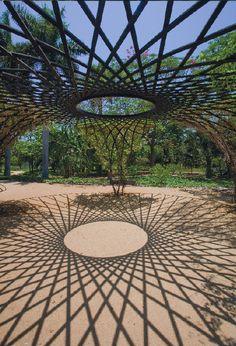 Olafur Eliasson, Jardin Botanico, Culiacan, Mexico