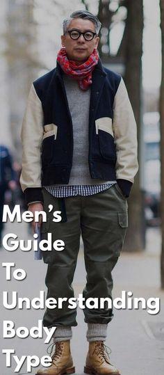 Men's-Guide-To-Understanding-Body-Type