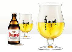 Verre Duvel Collection 13e Biennale de Lyon #biere #beer #design