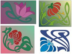 Google Image Result for http://www.craftsmanspace.com/sites/default/files/free-patterns/Art_nouveau_design_elements_1.jpg