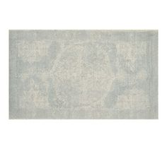 $800 Barret Printed Wool Rug - Gray