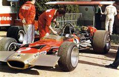 GP de España - Montjuich 04/05/1969