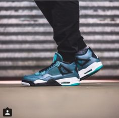 new product c5212 d04cb The Air Jordan 4 Teal 2015 is one of the many releases as part of Jordan  Brand s remastered versions. The Air Jordan 4 Teal 2015 release date is set  and is