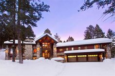 Single Family Home for Sale at Two Wolves 3825 W McCollister Drive Teton Village, Wyoming, 83025 Jackson Hole, United States