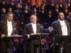 The Three Tenors - Christmas Concert (Viena-1999), full
