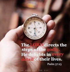 Psalm 37:23