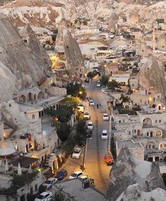 #Turkey -cappadocia
