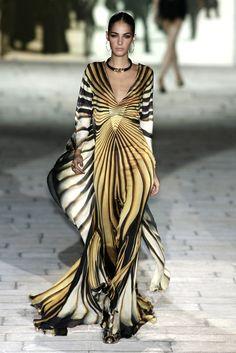 Roberto Cavalli, Milan Fashion week Spring 2007