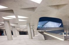Courtesy of Zaha Hadid Architects, Photography: Iwan Baan