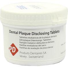 PLAQUE Erkennungstabletten:   Packungsinhalt: 100 St Tabletten PZN: 07490504 Hersteller: Thomas Oertel Dental Preis: 17,47 EUR inkl. 19 %…