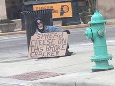 Panhandling done right
