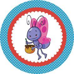 Topper cupcakes Galinnha Pintadinha Cantinho do Blog Cantinho do blog Layouts e Templates para Blogger