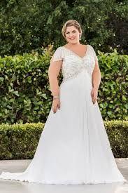Resultado de imagen para novias tallas grandes