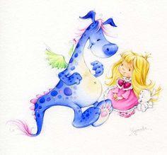 Marina Fedotova | Artist Portfolio | ArtWanted.com Absolutely adorable