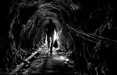 Modern Day Slavery | Fine Art Photography and World Photographer | Lisa Kristine: Cave Mine, Ghana