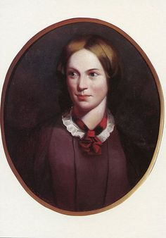 Portrait of Charlotte by J. H. Thompson at the Bronte Parsonage Museum