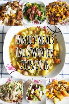 A collection of delicious meals I prepared for my family in Fall and Winter from pizza to paella, salad, pasta and wraps. Delicious Meals, Yummy Food, Fall Winter 2015, Paella, Family Meals, Glitter, Salad, Ethnic Recipes, Delicious Food