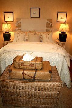 great beach bedroom
