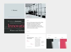 Kenset is a consulting firm based in Berlin. The focus of their work is providing large corporations with exploration and development services in order to grow new business fields. The work includes logo, brand and digital design.