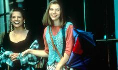 Although it aired more than 20 years ago for only one season, My So-Called Life is still considered one of the best teen dramas ever produced. Allison's co-stars Claire Danes and Jared Leto may not have titles but have gone on to considerable fame. Photo: Rex