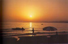 Watch beautiful sunsets all around the coast line