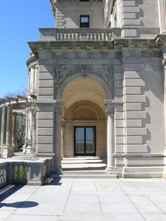 Baroque Architecture, Classical Architecture, Newport Rhode Island, The Breakers, Old World Style, Empire Style, Humble Abode, Historic Homes, Bed And Breakfast