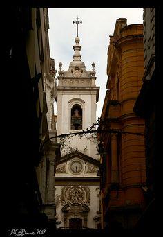 Our Lady of Lapa dos Mercadores, historic center, Rio de Janeiro, Brazil Copyright: Andre Bonavita