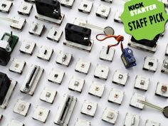 SAM is the ultimate electronics kit for inventors, artists, and students.