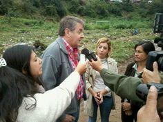 Temporal en San Pedro #jujuy