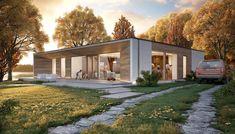 H7 - Nowoczesne i inteligentne domy Eco Ready House