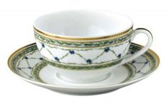 Allee Royale Breakfast Cup & Saucer
