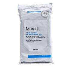 Clarifying Wipes For Blemish-Prone Skin - 30wipes