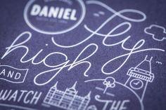 Daniel LoftCube Mailing - Branding on Behance Branding, Brand Identity, Werner Aisslinger, Behance, Design, Places, Projects, Brand Management