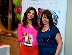 Biggest Baby Shower comes to Los Angeles! Our editor Shannon hangs out with Ali Landry.