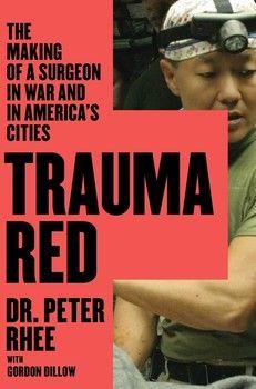 I'm reading Trauma Red