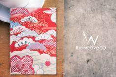 Japanese Fabric Card 10