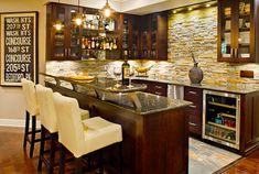 Basement Bar Designs | Basement Bar