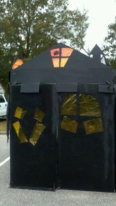 14 Trunk Or Treat Ideas Haunted House Halloween