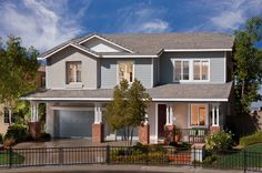 Plan 2 at Sagebluff by TRI Pointe Homes in Riverside, California