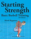 Basics of barbell training - best place to start if you're looking to learn to squat, deadlift, bench press, shoulder press and power clean.